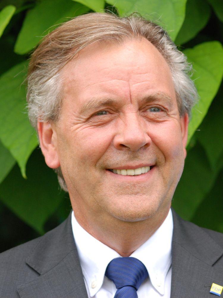 Albert Duin - Landesvorsitzender der FDP Bayern